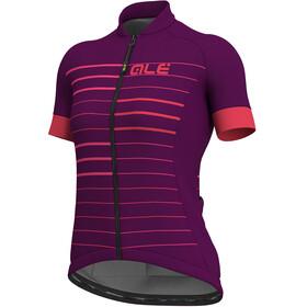 Alé Cycling Solid Ergo - Maillot manches courtes Femme - violet